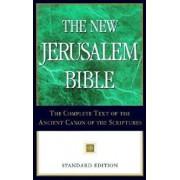 New Jerusalem Bible-NJB-Standard, Hardcover/Henry Wansbrough