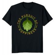 Тениска Craft beer hops