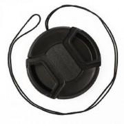 Cam Cart Lens Cap 52 mm Black Lens Cap for Nikon Canon Sony Olympus