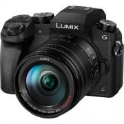 Panasonic Lumix DMC-G7 + 14-140mm F/3.5-5.6 Asph. O.I.S. - NERO - 2 Anni Di Garanzia in Italia