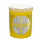 Kallos Banana Fortifying Hair Mask 1000Ml Mask For Dry And Damaged Hair Per Donna (Cosmetic)
