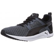 Puma Women's Pulse XT Geo Wn s Black Mesh Running Shoes - 5 UK/India (38 EU)