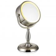 Markslöjd Face smink- och rakspegel med belysning 36cm hög