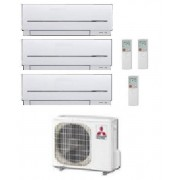 Mitsubishi Electric Kit Trial Mxz-3e68va + 3 X Msz-Sf25ve 9+9+9