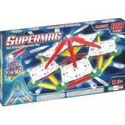 Set constructie Supermag Classic Primary - 120 piese