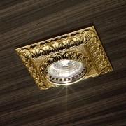 Masiero Brass & Spots VE 853 Deckeneinbauleuchte