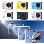 ER Acción 2.0 Wifi Cámara Impermeable LED LTPS Deportes Mini DV CAM HD 1080P