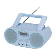 Sony Radio Boombox c/ Lector CD SONY ZSPS50L (Azul - Digital - FM/AM - Pilas)