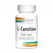 L-CARNITINA 500mg 30 Cápsulas