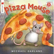 Pizza Mouse, Paperback