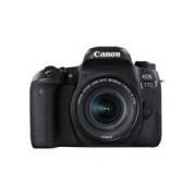 CAMARA CANON EOS 77D CON LENTE EF-S 18-135MM IS USM 24.2 MP DIGIC 7 FULL HD WIFI NFC