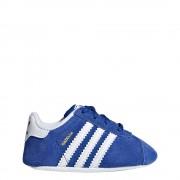 Adidas Buty adidas Gazelle Crib (CG6541) - Biały - Size: 2 K
