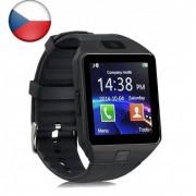 Chytré hodinky / fitness náramek Erenbach DZ09 v českém jazyce
