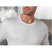 Nottingham Хлопковая мужская футболка белого цвета Nottingham T 111