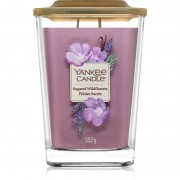 Yankee Candle Elevation Sugared Wildflowers vonná svíčka 552 g