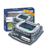 Stadion real madrid-santiago bernabeu spania