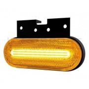 Lampa gabarit FT-070Z+K cu suport Galben