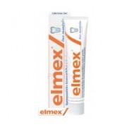 Elmex Caries Protection zubná pasta bez mentolu 75ml (Zubná pasta)