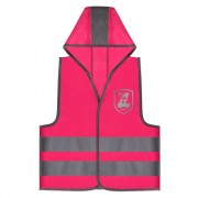 Vesta de siguranta MyBuddyGuard Elefant roz REER 53022