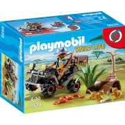 PLAYMOBIL - EXPLORATOR BANDIT CU VEHICUL (PM6939)