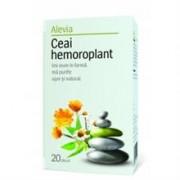 Ceai Hemoroplant Alevia 20dz