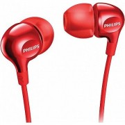 Casti audio Philips SHE3555RD Rosu