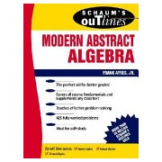 Schaum's Outline of Modern Abstract Algebra (Ayres Frank)(Cartonat) (9780070026551)