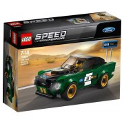 Lego Speed Champions 75884 - Ford Mustang Fastback 1968