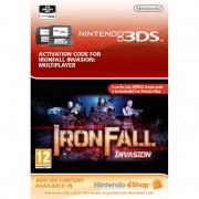 Nintendo Ironfall: Invasion Campaign Campaign & Multiplayer Nintendo 3DS Nintendo eShop