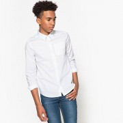 La Redoute Collections Weisses Hemd 10-16 Jahre
