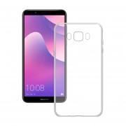 Funda Para Huawei Y7 2018 Silicon TPU - Transparente