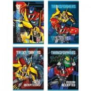 Caiet dictando A5 Transformers Team up 16 file tip 2