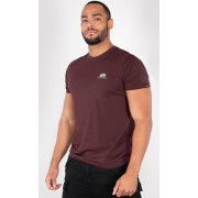 Alpha Industries Basic T Small Logo T-Shirt Brun XL