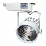 Sínes LED reflektor 12 Watt 1F 2700K Fehér