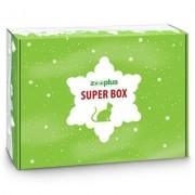 zooplus vánoční box - překvapení pro kočku - Sada 11 produktů