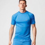 Myprotein T-Shirt da Calcio Strike - S - Light Blue