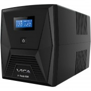 No Break VICA E-TRONIX 1500 Regulador 1500VA 900W 8 Contactos LCD
