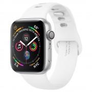 Spigen Řemínek pro Apple Watch 38mm / 40mm - Spigen, Air Fit White