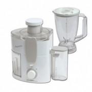 Блендер: 1.5 литра Контейнер за сок - 0.25 литра Контейнер за отпадъци - 0.4 литра