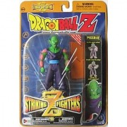 Dragonball Z - Striking Z 5 PICCOLO w/DOUBLE PUNCH ACTION FIGURE - IRWIN TOYS