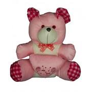 KS Buddies Gift Love Birthday Teddy Bear Soft Toy (Pink) 35CM RT5
