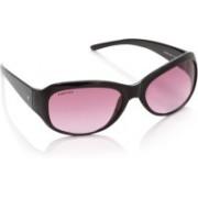 Fastrack Rectangular Sunglasses(Pink)