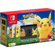 Igraća konzola NINTENDO Switch Lets Go Pikachu Edition (Pokemon:Lets Go Pikachu+Poke Ball)