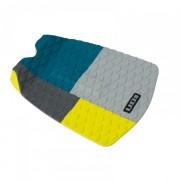 ION Footpad Deck Grip 1-tlg Petrol-Grau-Gelb