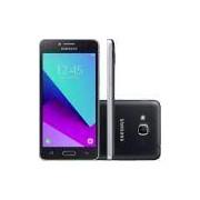 Smartphone Samsung Galaxy J2 Prime, Preto, G532M, Tela de 5, 16GB, 8MP