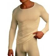 Doreanse Теплая мужская футболка с длинным рукавом «Doreanse 2960c02 Thermo» белая