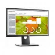 Monitor DELL Professional P2319H 23in, 1920 x 1080, FHD, IPS Antiglare, 169, 10001, 250 cd/m2, 8ms/5ms, 178/178, DP, HDMI, VGA, USB-B 3.0 up stream, 2x USB 3.0, 2x USB 2.0, Tilt, Swivel, Pivot, Heig