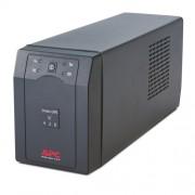 UPS, APC Smart-UPS SC, 420VA, 230V, Line-Interactive + подарък доп. гаранция (SC420I)