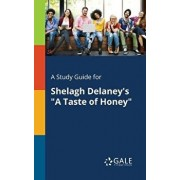"A Study Guide for Shelagh Delaney's ""A Taste of Honey/Cengage Learning Gale"