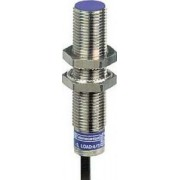 Senzor inductiv xs6 m12 - l 50 mm - alamă - sn 4 mm - 12...48 v c.c. - cablu 2 m - Senzori de proximitate inductivi si capacitivi - Osisense xs - XS612B1PAL2 - Schneider Electric